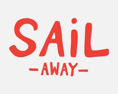 sail away | Scouts Honor Co.