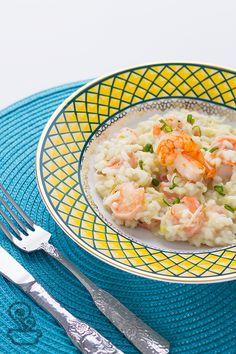 risoto de camarão e alho poró2