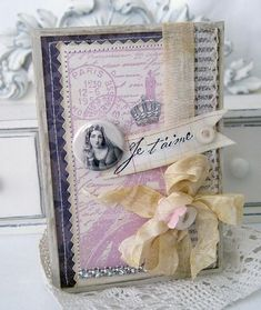 magnificent card3 by Melissa Phillips via her blog lilybeanpaperie