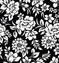 20299024-decorative-seamless-floral-wallpaper-pattern.jpg (1214×1300)