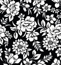 20299024-decorative-seamless-floral-wallpaper-pattern.jpg (1214×1300)
