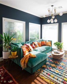 Home Interior Modern New Stylish Bohemian Home Decor and Design Ideas.Home Inter… Home Interior Modern New Stylish Bohemian Home Decor and Design Ideas.Home Interior Modern New Stylish Bohemian Home Decor and Design Ideas Interior House Colors, Home Interior, Interior Design Living Room, Living Room Designs, Bohemian Interior Design, Interior Windows, Interior Livingroom, Interior Plants, Interior Ideas