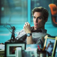 """Matthew McConaughey as Rust Cohle in """"True Detective"""""""
