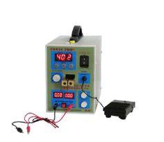 Dual Pulse Battery Spot Welder Battery Welding Recharge Charging Foot Pedal 220V | eBay