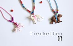 Kindertage | DIY – Tierketten | http://kindertage.eu