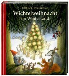 Wichtelweihnacht im Winterwald. Ab 5 Jahren.
