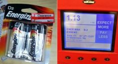 Target: $0.13 for Energizer Batteries with clearance and printable coupon! Check your Target stores NOW!