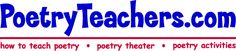 Poetry Teachers - Poetry Theater