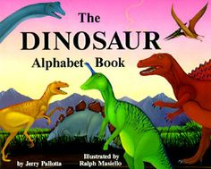 The Dinosaur Alphabet Book