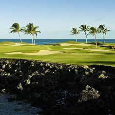 Enjoy rounds at Mauna Lani Bay Hotel's championship golf courses.