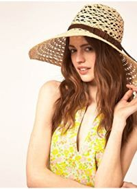 Catarzi Exclusive To ASOS Raffia Belted Hat (27,15 €)