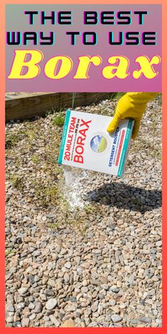 Borax Cleaning, Diy Home Cleaning, Household Cleaning Tips, Household Cleaners, Cleaning Recipes, House Cleaning Tips, Spring Cleaning, Cleaning Hacks, Green Cleaning
