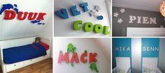 Met piepschuimletters kun je je woning eindeloos decoreren. Denk aan de naam van je kind in de babykamer, een smakelijke tekst in de eetkamer of een dichtregel in de woonkamer. Piepschuimletters zijn in 4 lettertypes te bestellen bij Praxis