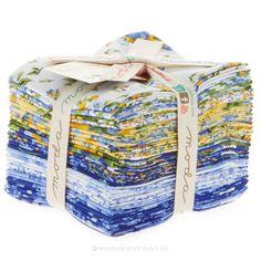Summer Breeze 3 Fat Quarter Bundle - Sentimental Studios - Moda Fabrics