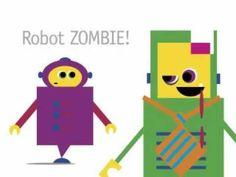 ▶ Robot Zombie Frankenstein! - YouTube