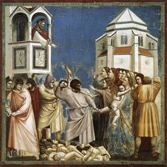 The Massacre of the Innocents, 1305, Giotto Di Bondone