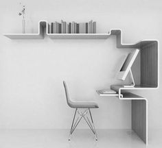 Astounding Full Wall Bookshelves Decor Fetching Metal Bookshelves Pleasing Tools Fusion: Amusing Computer Desk Plans Style Furniture Combining With Bookshelves Perfect Computer Table For Your Home And Office Small Spacious 915x841 Delectable Bookshelves Ideas Delectable How To Build Built In Bookshelves Modern Style ~ mimeproject.com Furniture Inspiration