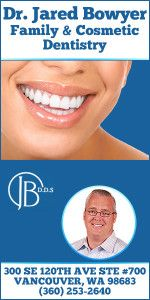 Jared Bowyer is a Vancouver, WA dentist specializing in family dentistry, cosmetic dentistry, and dental implants. Dental Problems, Healthy Teeth, Cosmetic Dentistry, Cavities, Dental Care, Take Care, Your Smile, Decay, Helpful Hints