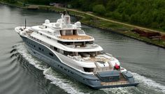 Superyacht Radiant - Abdulla al Futtaim - Al Futtaim Motors