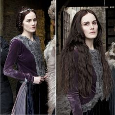 """Lady Percy (Michelle Dockery) in """"The Hollow Crown""""."""