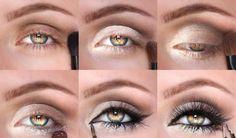 Beautiful Girls Magazine: Arab Style Exotic Makeup Tutorial