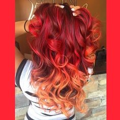 fire ombre