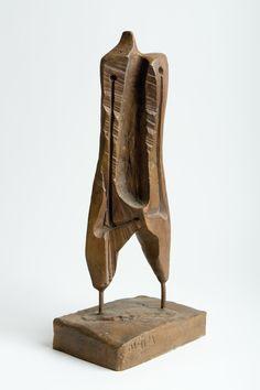 Jorge Oteiza - Figura para el regreso de la muerte, 1950