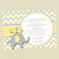 19 Best Baby Shower Images Boy Shower Elephant Baby Showers