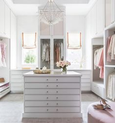 Wardrobe Room, Closet Bedroom, Master Closet, Walk In Closet Design, Closet Designs, Organizing Walk In Closet, Master Bedroom Plans, Low Country Homes, Dressing Room Closet