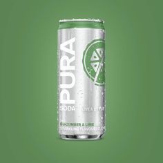"""CGI Illustration 3D Rendering shared a photo on Instagram: """"Pura can 3D rendering with sprtiz details.  #softdrink #can #cooldrink #3dartist #3d…"""" • See 48 photos and videos on their profile."""