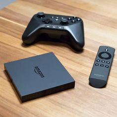 Amazon Fire TV / One recent invention that can make your everyday hours with the idiot box all the more entertaining is the Amazon Fire TV. http://thegadgetflow.com/portfolio/amazon-fire-tv/