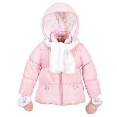 LOVE IT!! LJ Little Girls' Snowsuit and Scarf Gloves Set 18-24 month LJ http://www.amazon.com/dp/B015CS98J8/ref=cm_sw_r_pi_dp_6gajwb0S9NJ5T