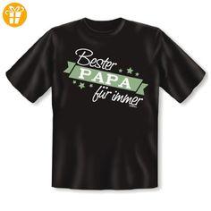 Fun T-Shirt Bester Papa für immer cooles witziges Geschenk für Herren zum Vatertag Geburtstag (*Partner-Link)