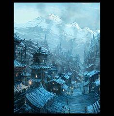 동양풍 배경컨셉 모음(Oriental Concept art) : 네이버 블로그
