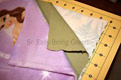 diy mattress pad for night time potty training