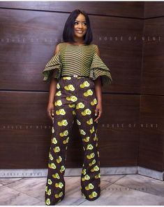 Rock the Latest Ankara Jumpsuit Styles these ankara jumpsuit styles and designs are the classiest in the fashion world today. try these Latest Ankara Jumpsuit Styles 2018 African Print Jumpsuit, Ankara Jumpsuit, African Print Dresses, Ankara Dress, African Dress, African Clothes, African Prints, Jumpsuit Outfit, African Lace