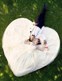 I love this photo! So creative!