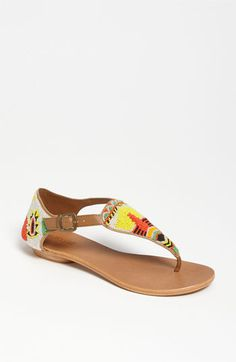 Matisse 'Sonoma' Sandal- I just bought these at Nordstrom Rack for less than half the retail $110. derby shoes this year-no blisters for me!!