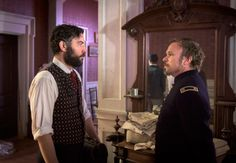 PBS drama âMercy Streetâ focuses on Civil War-era...