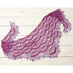 Ravelry: Turbinare Shawlette pattern by Rae Blackledge
