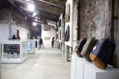 visvim Fall/Winter 2014 Showroom