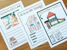Kindergarten Memory