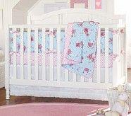 Savannah Bumper Bedding Set | Pottery Barn Kids