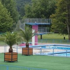 Champigny sur marne 94 val de marne france piscine auguste delaune fosse plongeon - Piscine ronde nancy thermal asnieres sur seine ...