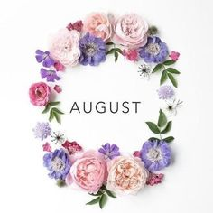 Seasons Months, Days And Months, Months In A Year, 12 Months, 28 Days, 3 Weeks, Hallo August, August Pictures, Nails Studio