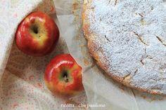 Torta di mele, nocciole e cannella