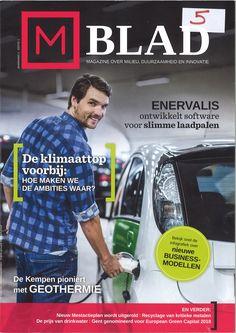 Mblad: magazine over milieu, duurzaamheid en innovatie. Plaats: 5