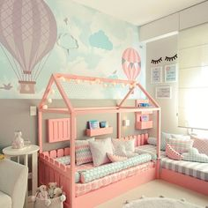 """"""""""" Bedroom İdeas For Each Child – 30 Fabulous Room Ideas For Children Who Love Colors New 2019 – Page 15 of 30 – eeasyknitting. com """""""" kids room; kids room ideas for boys; Baby Bedroom, Baby Room Decor, Girls Bedroom, Kids Room Organization, Girl Bedroom Designs, Bedroom Ideas, Toddler Rooms, Kids Rooms, Kids Room Design"""