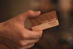 210 best stand out business cards images on pinterest business carved wooden business cards reheart Choice Image