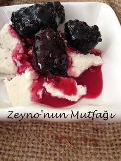 ::: Zeyno'nun Mutfağı :::: Böğürtlen Reçeli
